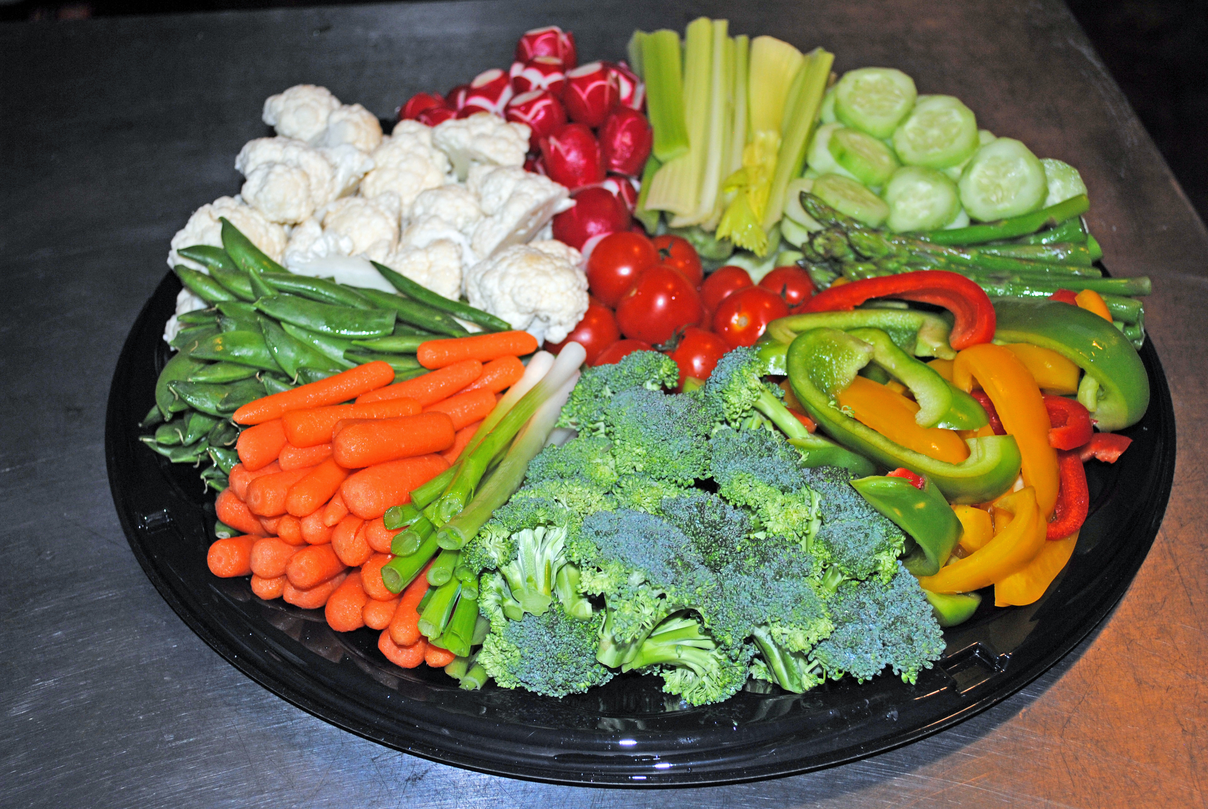 Large Vegetable Tray